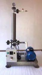 Edible Oil Filtration Skid