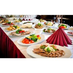Party Catering Service, Delhi, Counter Decoration