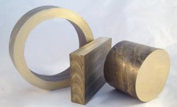 Plain Aluminium Bronze, Material Grade: AB1,AB2