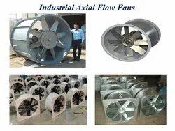 Vane Axial Fans