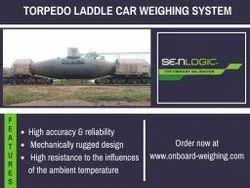 Tarpedo Laddle Car Weighing System