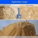 saw dust moisture meter
