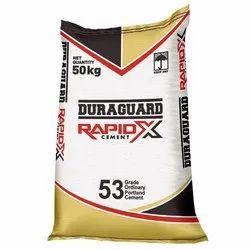 Nuvoco Duraguard RapidX OPC 53 Cement