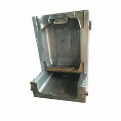 Bottle ALUMINIUM, STEEL JERRY CAN Blow Mould, Capacity: Upto 5 Litres