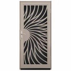 Mild Steel MS Safety Door