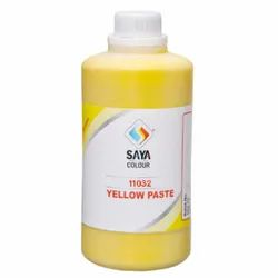 Yellow 74 Pigment Paste For Water Based Paste