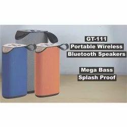 GT-111 Portable Bluetooth Speaker