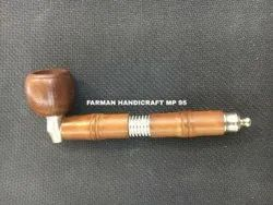 Metal Smoking Pipes Wooden