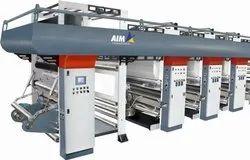 400 MPM ELS Rotogravure Printing Machine