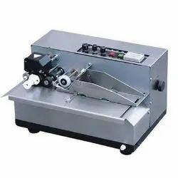 Semi Automatic Coding Machine (Flat Product)