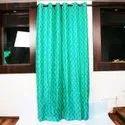 Chanderi Door Curtains