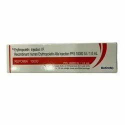 Erythropoietin 10000 PFS Injection