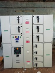 Distribution Panel With Power Factor