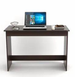 BLUEWUD Clonard Engineered Wood Study Table, Laptop, Computer Table Desk  (Large - Wenge)