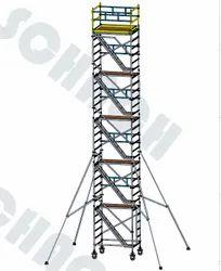 Aluminium Mobile Scaffold - D12