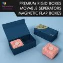 Handmade Rigid Gift Boxes With Foiling