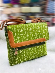 Rexine Adjustable Ladies Party Hand Bag