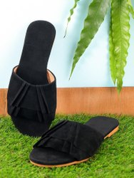 PK Kart Plain Ladies Stylish Comfortable Party Wear Sandal, Size: 36 - 40