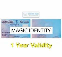 1 Year Id Card Software Magic Identity PAN