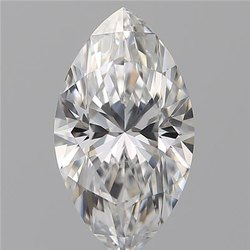 Marquise 0.50 E VS1 GIA Certified Natural Diamond