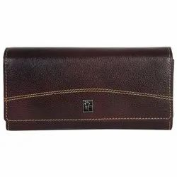 Hawai Genuine Leather Wallet For Women