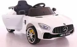 Plastic Black Battery Powered Toy Car, Bluetooth Remote, Capacity: 2 Kids