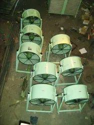 工业人冷却器风扇