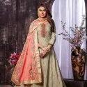 Adaa Banwery Wedding Handwork Regal Kurti Set
