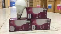 Polycarbonate Round 9W Philips LED Lamp