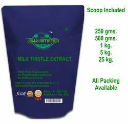 Milk Thistle Health Supplement