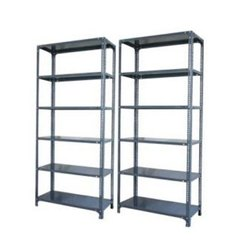 Supermarket Storage Shelves