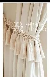 Macrame Exclusive Curtain Tie Back