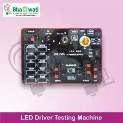 LED Driver Testing Machine