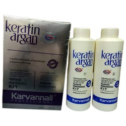 Keratin Argan Hair Rebounding Kit