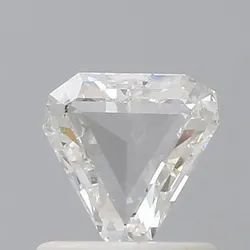 Triangle 0.71ct G SI2 GIA Certified Natural Diamond