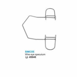 Simcoe Wire Eye Speculum