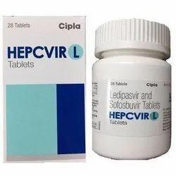 Hepcvir L Tablet