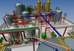 Industries Chemical Plant Detail Engineering Services, Pan India, Build Up Area / Size: 1 Acre