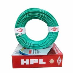 HPL Electrical Cable, Wire Size: .75 Sq Mm