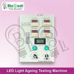 LED Light Aging Testing Machine