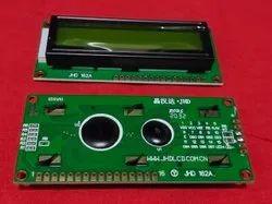 16X2 LCD DISPLAY GREEN JHD