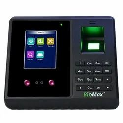 Optical Sensor Face Access Control Bio Max N Bm 70w Pro, For Office Factory, Products Included: Adapter
