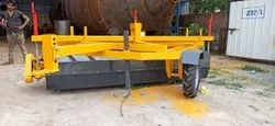 Hydraulic Broomer Sweeping Machine