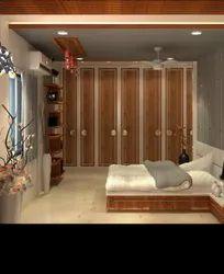 Designer Wooden Living Room Furniture, Size: 1220 X 3660 Mm