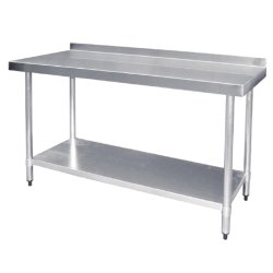 Rectangular SS Table