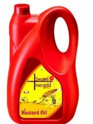 Cold Pressed Mustard Oil, Packaging Size: 5 litre