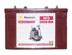 Neuron 12 V 120 AH Golf Cart Batteries, Model Name/Number: N13