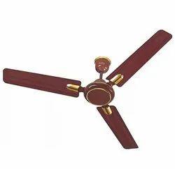 Brown Surya Udaan Deco Ceiling Fan, Fan Speed: 390 Rpm, Power: 60 Watts