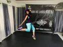 Sound Resistant Zumba DANCE Practice Floor Mat (Non Slip)