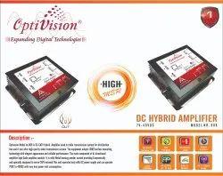DC Hybrid Amplifier Economy - 8out-7V-40VDC
